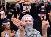 المظاهرات الإحتجاجية مستمرة منذ نحو سبعة أشهر، والنظام يواجهها ب