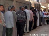 میزان مشارک شهروندان مصر در اولین اتنخابات آزاد کشور بالاست