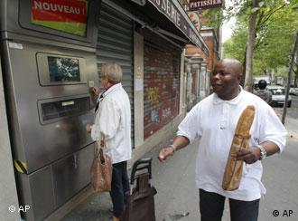 У новому паризькому автоматі багети доступні цілодобово