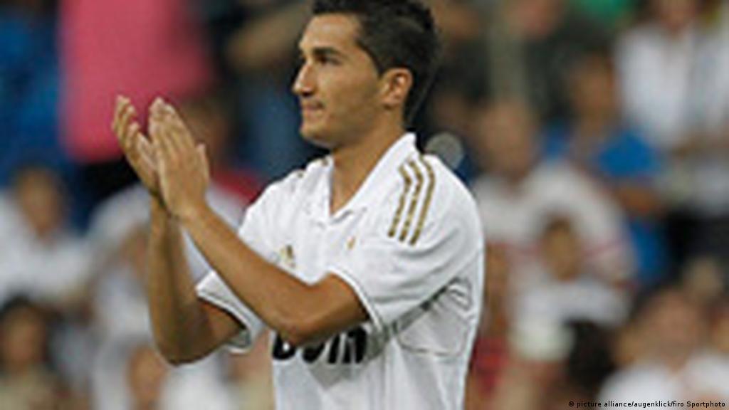 Немецкий футболист испанского происхождения