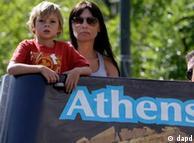 عائلات يونانية بكاملها تضطر للهجرة الى تركيا المجاورة أو بلدان أخرى مثل ألمانيا