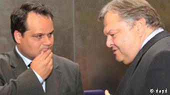 Eurogroup Treffen Luxemburg
