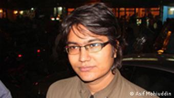Blogger Bangladesch Asif Mohiuddin
