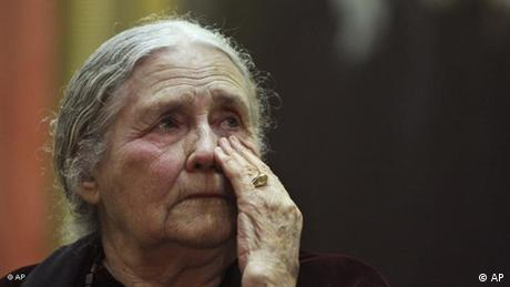 Doris Lessing. (Photo: AP Photo/Matt Dunham)