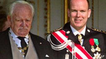 Fürst Rainier III. von Monaco gestorben