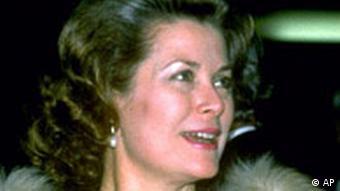 Grace Kelly Fürst Rainier III. von Monaco gestorben