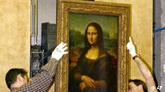 Mona Lisa zieht um in Louvre