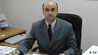 Dr. Mitko Vassilev, Geschäftsführer der Deutsch-Bulgarischen Industrie- und Handelskammer in Sofia