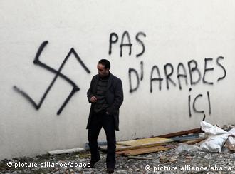 کنگره یهودیان اروپا نگران افزایش خشونت علیه یهودیان ساکن اروپاست
