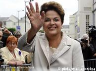 Dilma, primeira mullher a governar o Brasil, é bem avaliada por brasileiros