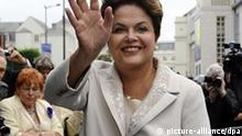 Dilma Rousseff Oktober 2011 Brüssel