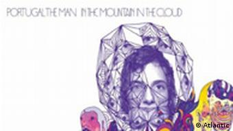 CD Cover In the Mountain in the Cloud von Portugal. The Man