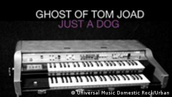 CD Cover Just A Dog von Ghost of Tom Joad