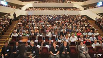 Deutscher Patientenkongress Depression in Leipzig 2011
