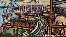 Max Beckmann Autstellung im Städel Museum Frankfurt Flash-Galerie