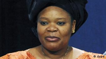 لیما گبووی، مدافع حقوقبشر از لیبریا