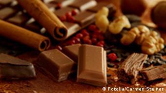 Omiljeni slatkiš čokolada