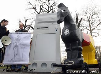 Un cal troian creat la cererea autorităţilor bavareze