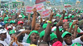 Wahlen in Liberia