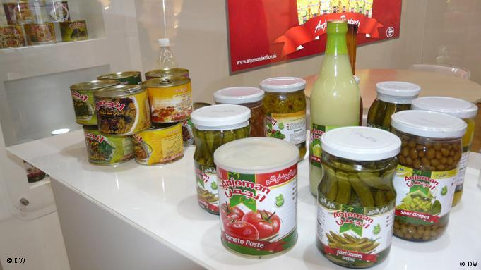 Flash-Galerie Lebensmittelmesse Ануга Иранстанд (DW)