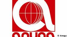 Logo von der Lebensmittelmesse Anuga. Copyright: Anuga