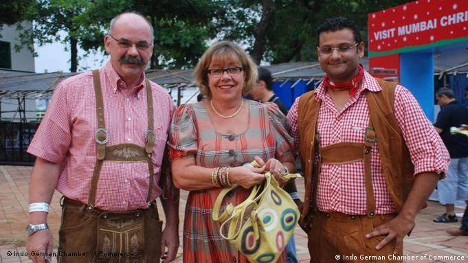 Oktoberfest Mumbai Indien Flash-Galerie (Indo German Chamber of Commerce)