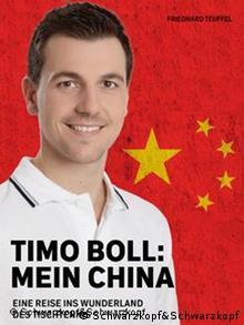 Buchcover Mein China Reise ins Wunderland des Tischtennis von Timo Boll