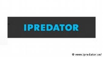 Logo www.ipredator.se/