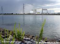یکی از نیروگاههای اتمی فرانسه