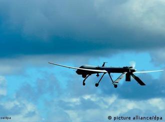 یک مدل از هواپیماهای تجسسی بدون سرنشین آمریکا