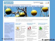 Movimento Open Aid na Alemanha