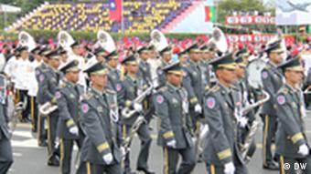 Militärparade in Taipeh
