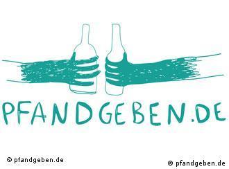 Логотип pfandgeben.de