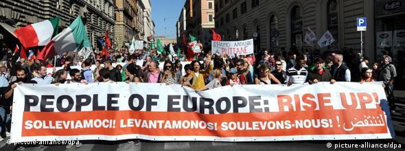 Demonstration (Foto: dpa)