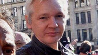 Portrait von Julian Assange (Foto: dapd)