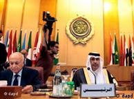 مبادرة الجامعة العربية تحث على الحوار بين النظام السوري والمعارضة