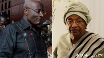 O boicote de Winston Tubman significa praticamente que Ellen Johnson Sirleaf será a vencedora da segunda volta