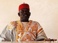 Prince Johnson: ancien chef de guerre et aujourd'hui politique incontournable au Liberia