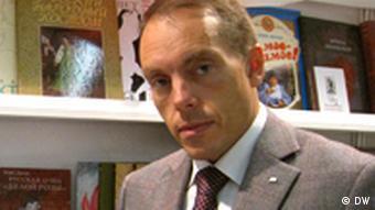 Игорь Храмов на Франкфуртской книжной ярмарке