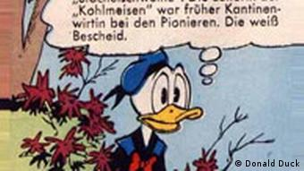 Comic: Donald Duck, Bild 2