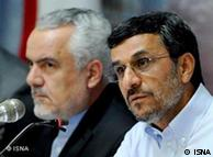 محمدرضا رحیمی، معاون اول رئیسجمهوری اسلامی، تهدید کرده بود که در صورت تحریم نفتی ایران، این کشور اجازهی عبور «حتی یک قطره نفت» از تنگهی هرمز را هم نمیدهد