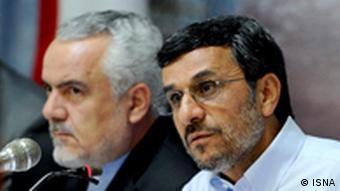 محمدرضا رحیمی، معاون اول احمدینژاد، رئیس حلقه فاطمی