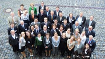 Stipendiaten der Mummert Stiftung
