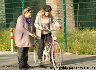Хочешь жить в Германии? Учись ездить на велосипеде! 0,,15474925_1,00