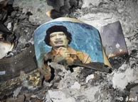El CNT se niega a que la Corte Penal Internacional investigue la muerte de Gadafi.