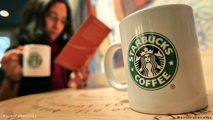 Flash-Galerie Genies des Alltags Howard Schultz Starbucks Tasse (picture-alliance/dpa)
