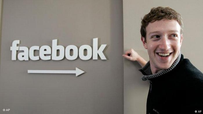 Flash-Galerie Genies des Alltags Mark Zuckerberg (AP)