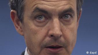 Zapatero saudou anúncio do ETA