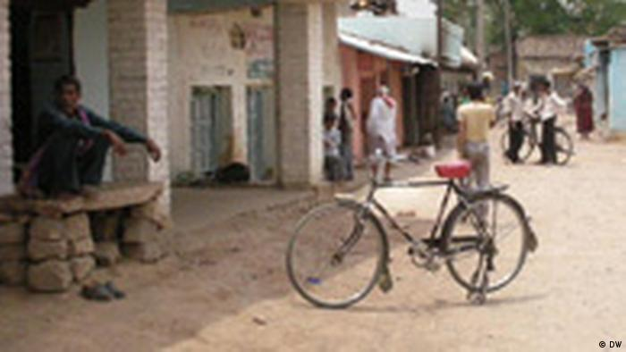 Dorf in Uthar Pradesh (DW)