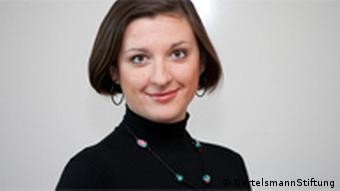 Лауреат Neue Stimmen 2011 Ольга Безсмертна